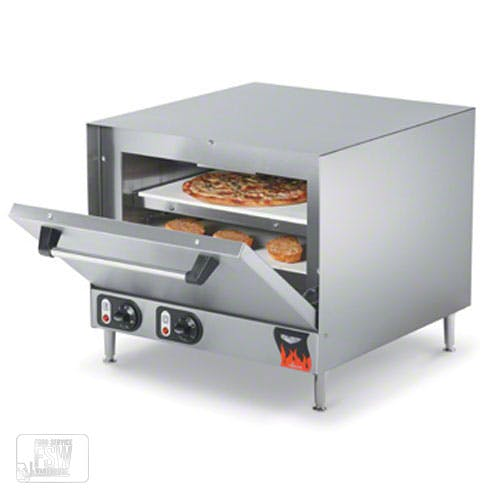 "Vollrath (40848) - 23"" Countertop Pizza/Bake Oven - Cayenne Series Pizza oven sold by Food Service Warehouse"