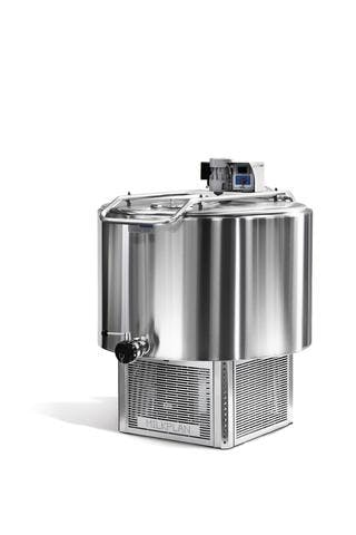 88 Gallon Milkplan Bulk Tank Dairy tank sold by Bob-White Systems
