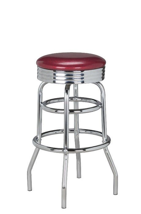 G & A Seating 144 - Demi Bar Stool (12 per Case) Barstool sold by Elite Restaurant Equipment
