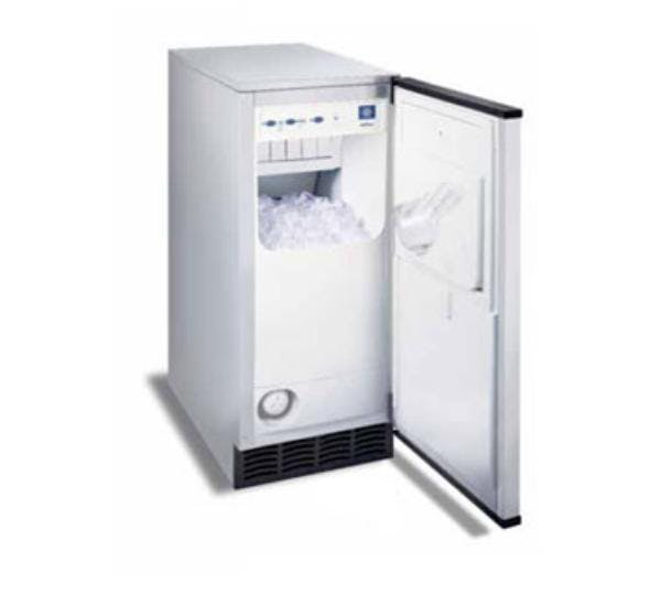 Manitowoc SM-50 Cube Style Ice Maker & Storage Bin (53 lbs/24 hrs) Ice machine sold by pizzaovens.com