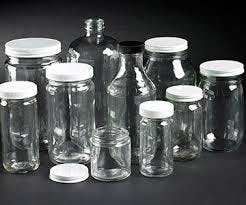 Glass Jars Glass Jar sold by Feldman Industries