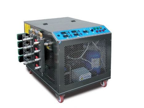 Winus C2-W5 / 4T Glycol chiller sold by Prospero Equipment Corp.