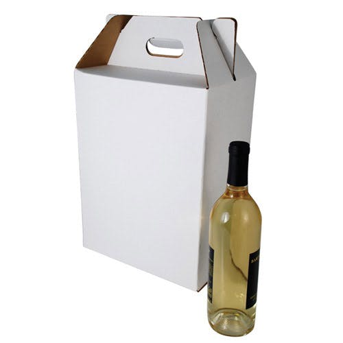 6 Bottle Wine Carrier (Item # OBGHR-KAMQI) Bottle carrier sold by InkEasy