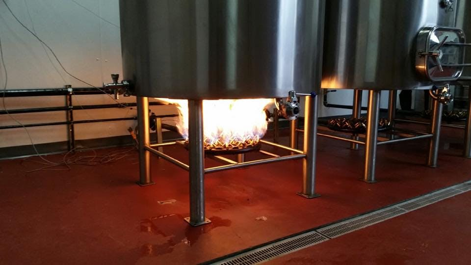 10 BBL - sold by Custom Built Brewing