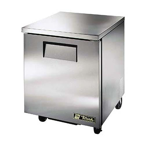 "True ( TUC-27F-LP ) - 28"" Low Profile Undercounter Freezer Commercial freezer sold by Food Service Warehouse"