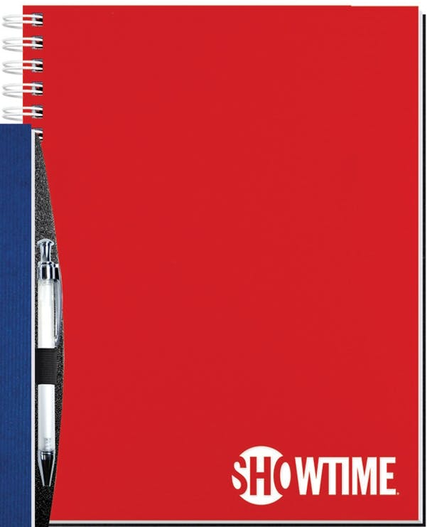 "Best Selling Journal - Pen Safe With 100 Sheets (8 1/2""X11"") Custom calendar sold by Dechan, Inc. II"