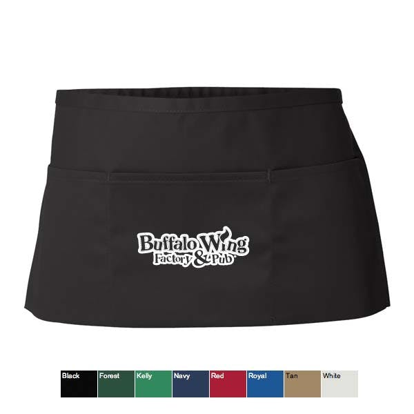 Liberty Bags - Waist Apron Promotional apparel sold by MicrobrewMarketing.com