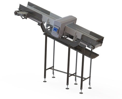 Metal Detection Conveyors Conveyor sold by Fusion Tech Integrated Inc.