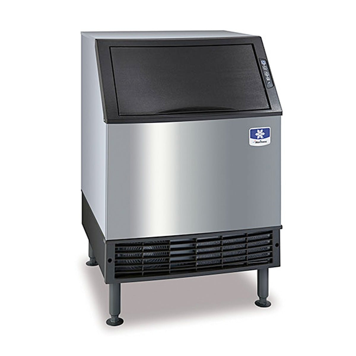 Manitowoc Ice UD-0240W NEO Undercounter 201 lb Dice Cube Ice Maker - Water Cooled Ice machine sold by Mission Restaurant Supply