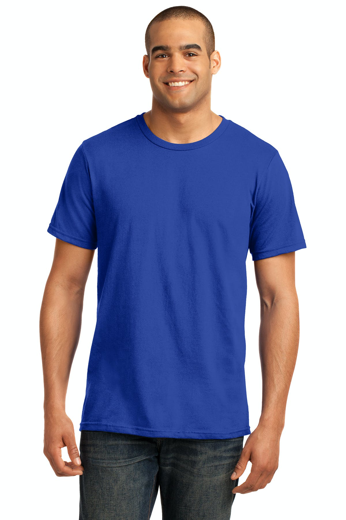 Anvil® 100% Combed Ring Spun Cotton T-Shirt - sold by PRINT CITY GRAPHICS, INC