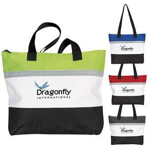 "carrying tote 8 1/2"" w x 3"" high - varitey of bag options - sold by Dechan, Inc. II"