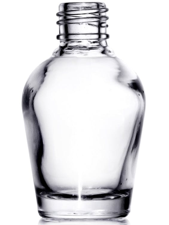 Nail Polish Glass Cosmetics bottle sold by PACKAGING & RESOURCES INC.