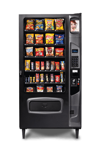 32 Select Snack Machine Vending machine sold by Universal Vending Consultants