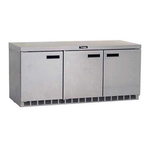 "Delfield - UC4472N 72"" Undercounter Refrigerator Commercial refrigerator sold by Food Service Warehouse"