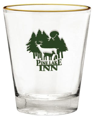 Shot glass Shot glass sold by Midwest Promotional Group