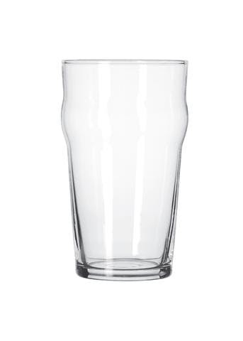 10 OZ. NONIC #642 Beer glass sold by Clearwater Gear