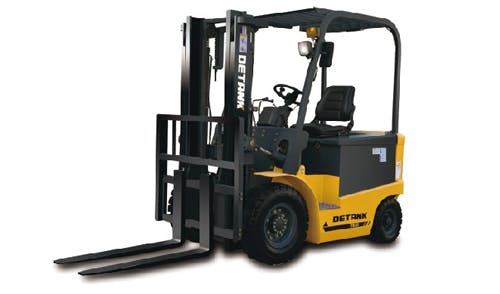 FB15-35 Forklift sold by CHERY FORKLIFT(NEW YORK) INC