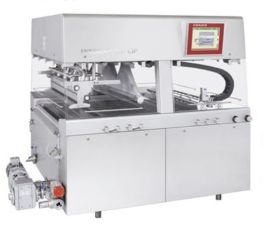 Sollich Enromat M5 CIP Enrober Chocolate enrober sold by Sollich North America