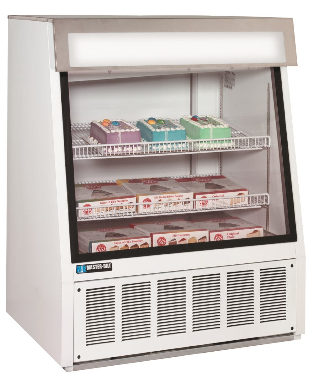 Master-Bilt FIP-40 Ice Cream & Novelty Display Merchandiser  Merchandiser sold by pizzaovens.com