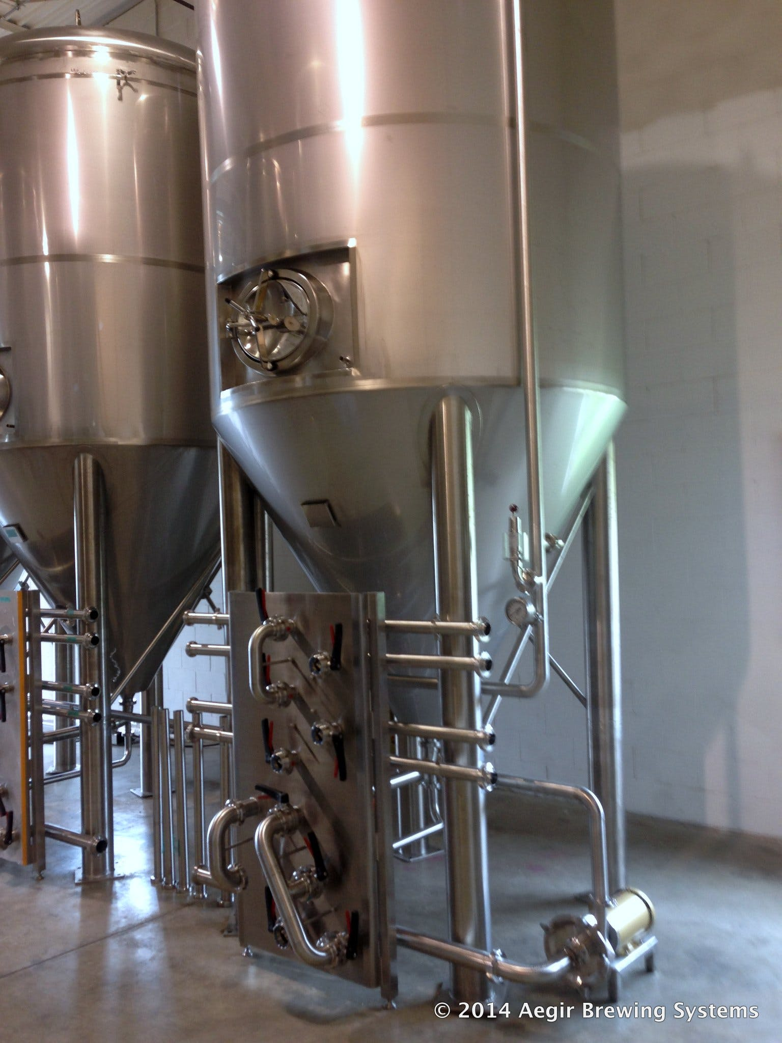 Mash Filter Brewhouse Systems - sold by Aegir Brewing Systems