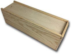 Specialty Wooden Boxes - Wood - none - sold by Cactus Corrugated Containers Inc.