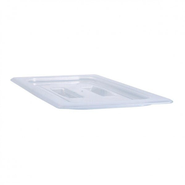 Camwear® Sixth Size Clear Plastic Cover w/ Handle