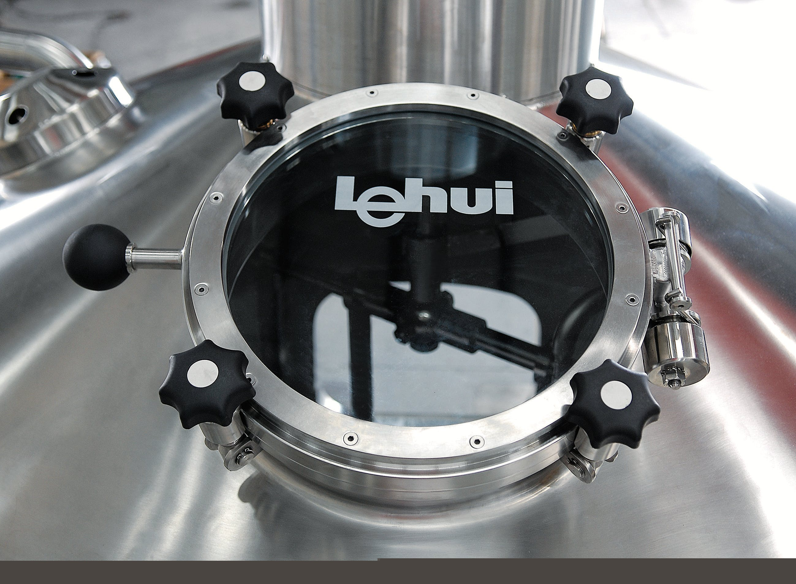 Lehui Brewing Equipment Brewhouse sold by NDL Keg
