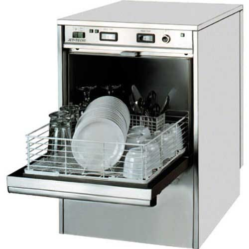 Jet Tech - F-16DP 24 Rack/Hr High-Temp Undercounter Cup & Glass Washer Commercial dishwasher sold by Food Service Warehouse