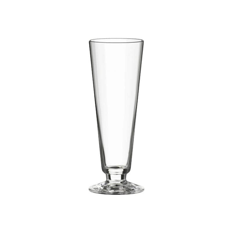RONA Classic Pilsner Glass 12 ¾ oz. - sold by RONA glassware
