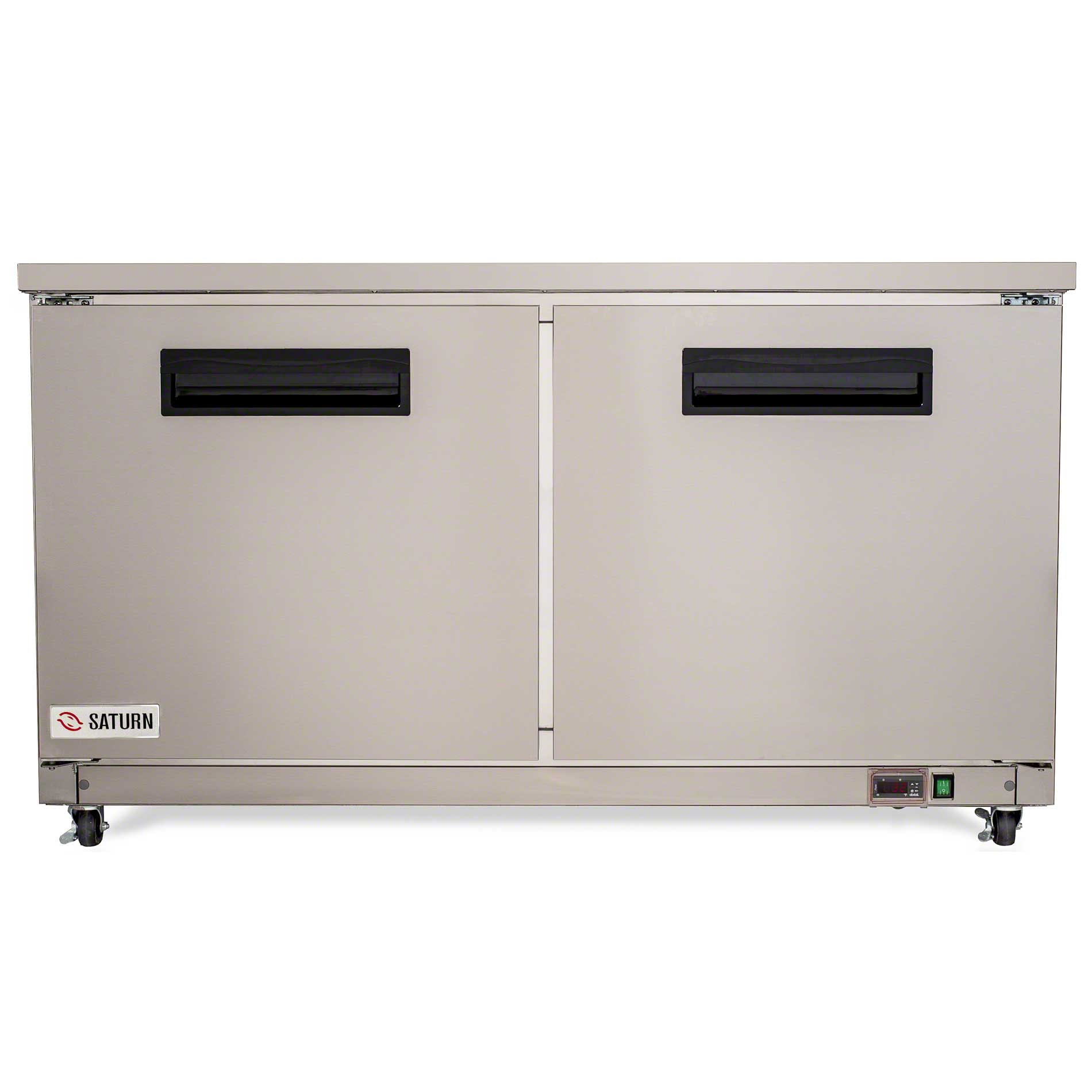 "Saturn Equipment - PUC60R 61"" Undercounter Refrigerator - Value Series Commercial refrigerator sold by Food Service Warehouse"