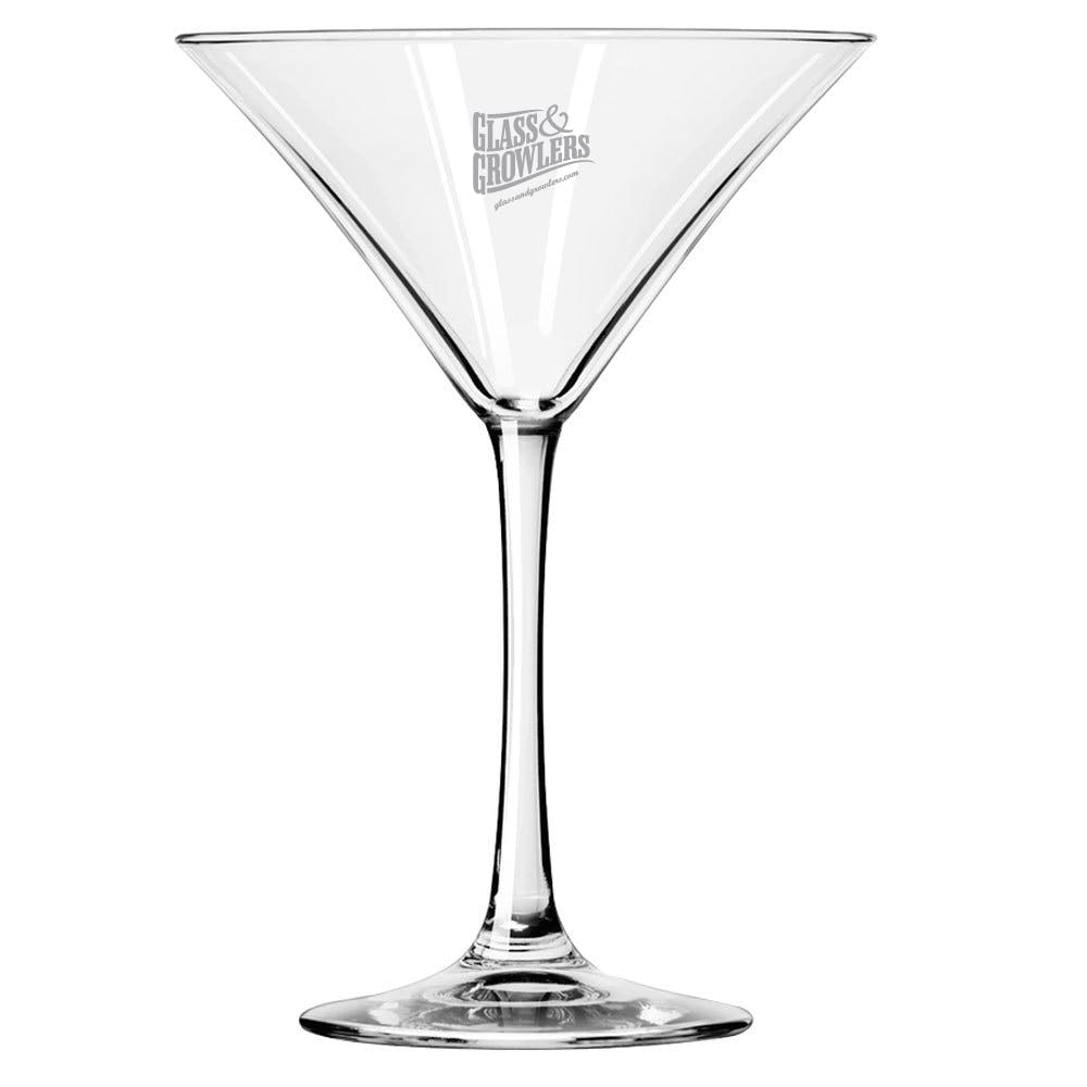 Vina Martini 10 oz Wine glass sold by Glass and Growlers