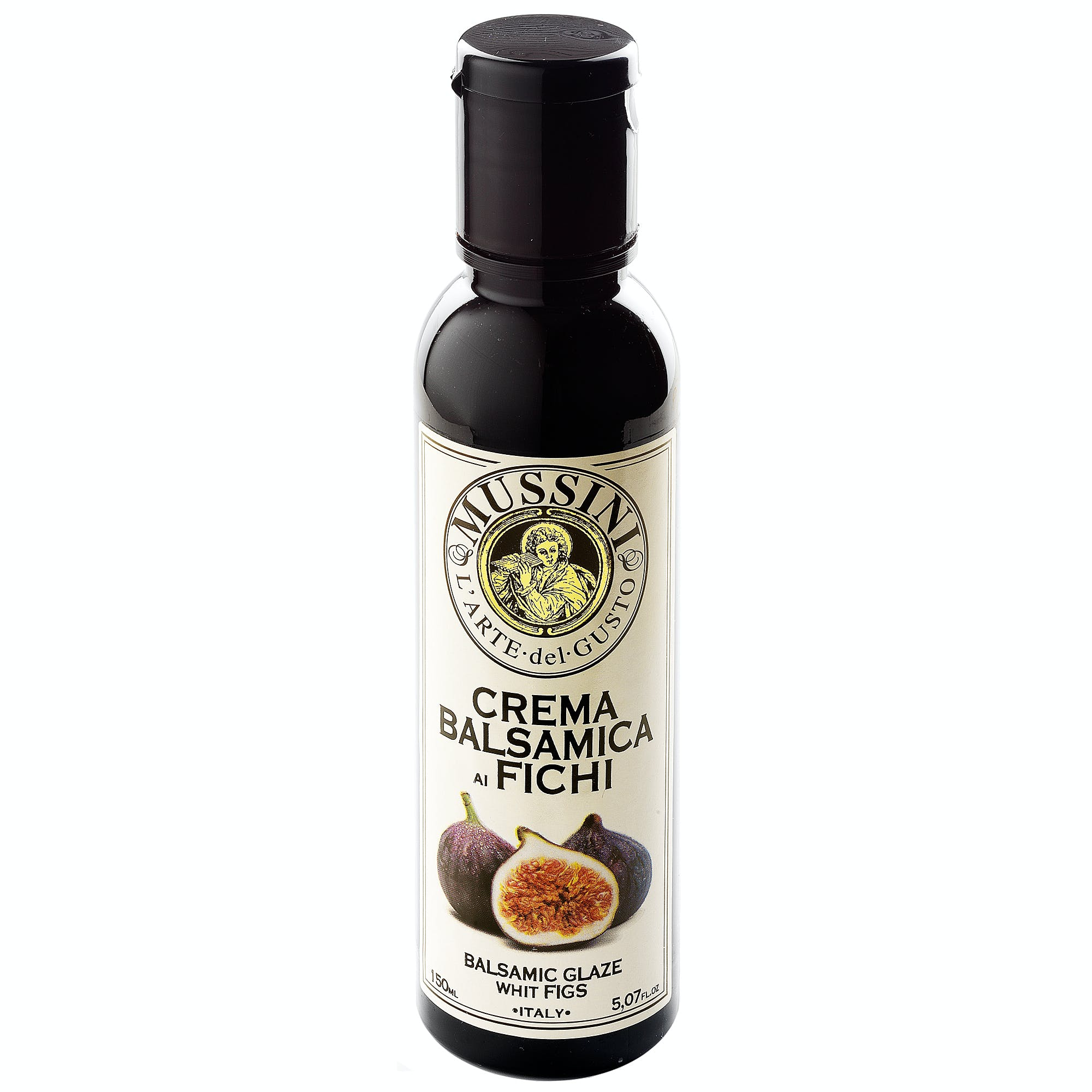 Italian Fig Balsamic Glazes From Mussini, 5.1 Ounces Balsamic Vinegar sold by M5 Corporation