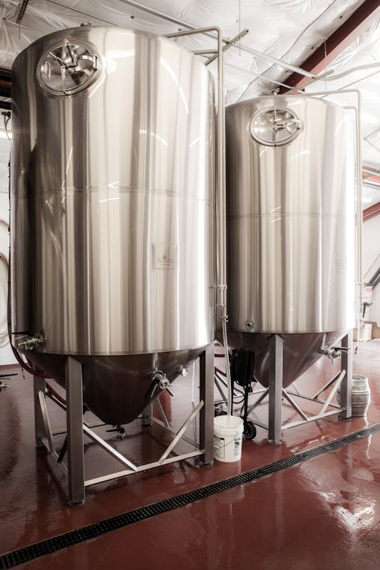 Fermenters - sold by Metalcraft Fabrication [CLOSED]