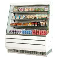 "Turbo Air TOM-50M - 50"" Open Display Merchandiser 14.1 cu/ft Merchandiser sold by Prima Supply"
