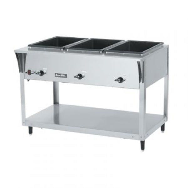 ServeWell® SL 208 - 240v 3 Well Hot Food Table
