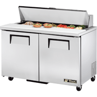 "True 48"" Sandwich Make table Food prep table sold by O'Bannon Food Service Consulting and Equipment Sales"