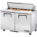 "True 48"" Sandwich Make table - Food prep table sold by O'Bannon Food Service Consulting and Equipment Sales"