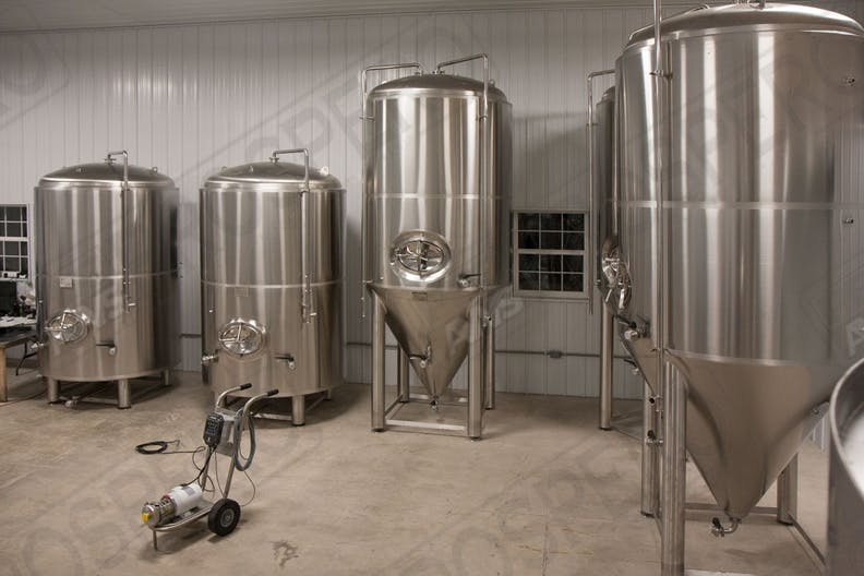 SK Fermentor Tanks Fermenter sold by Prospero Equipment Corp.