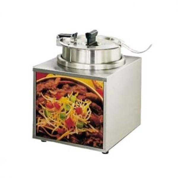 3.5 qt. Lighted Food Warmer - V-STM3WLA-4H
