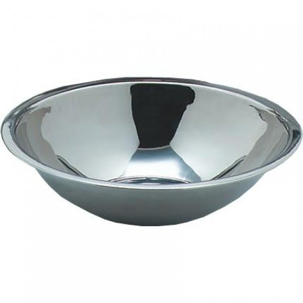 8 qt. Stainless Mixing Bowl - AAAMBR-08