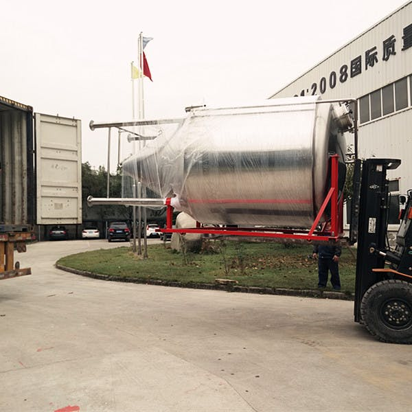 2000L Fermenters Fermenter sold by TD Tanks, LLC