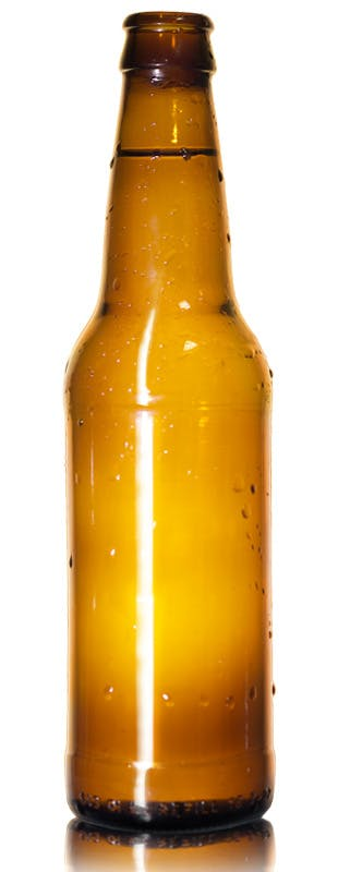 Beer Bottle Amber Beer bottle sold by PACKAGING & RESOURCES INC.