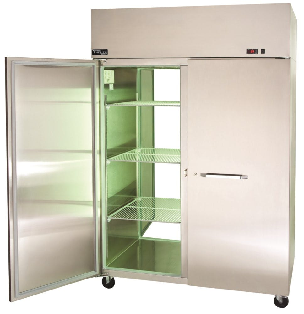 Master-Bilt MPW554SSS/8 Heated Pass-thru Cabinet (55.7 cu ft) - sold by pizzaovens.com