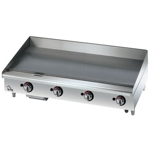 Star Manufacturing 636MF Griddle 36 Inch Manual Control Gas Griddle sold by Mission Restaurant Supply