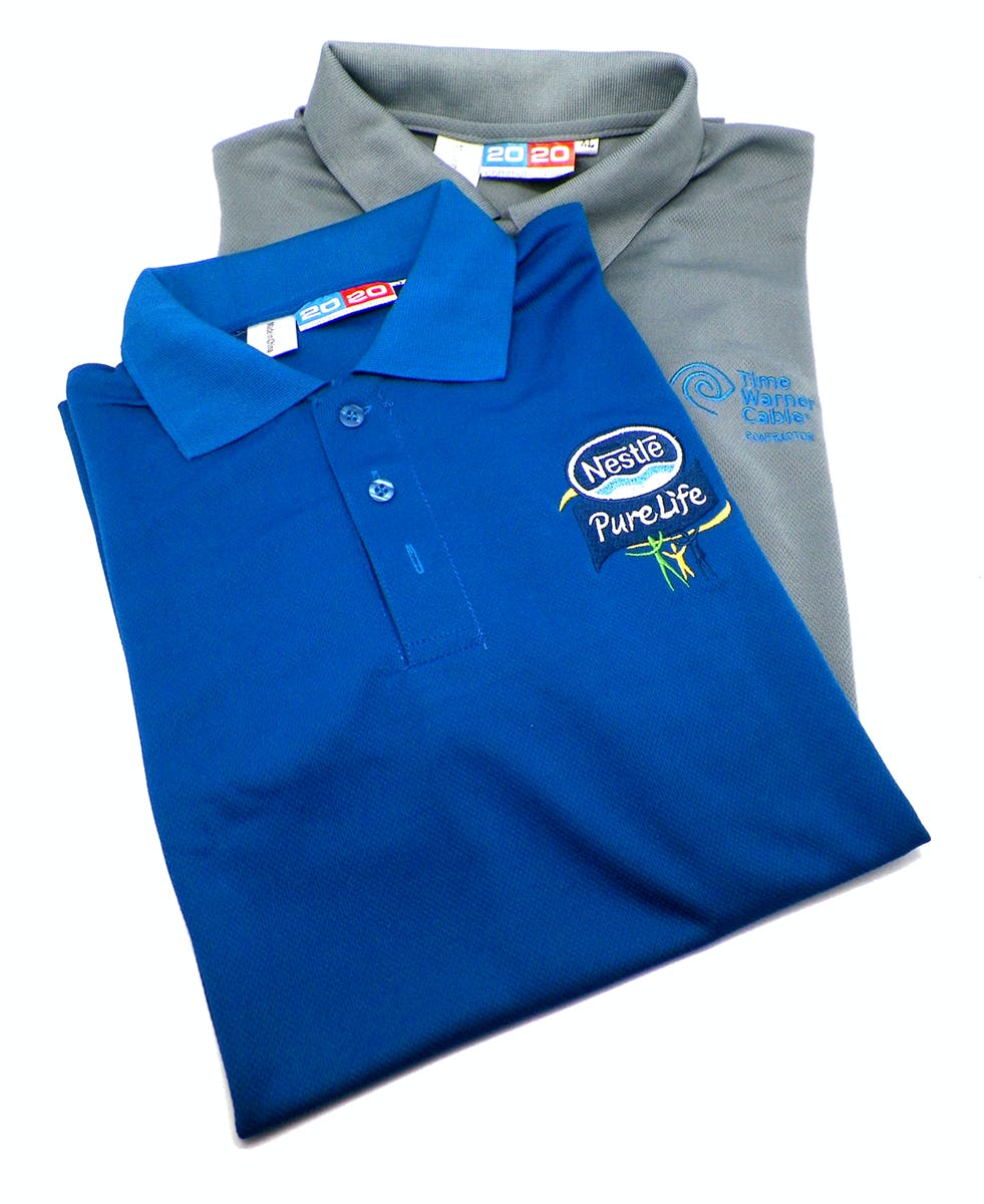 Custom Polo Shirt (Item # BJIIS-ITPWX) Promotional apparel sold by InkEasy