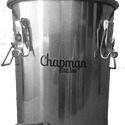 Flat Bottom Stainless Steel Fermenter - Fermenter sold by Chapman Brewing Equipment, LLC