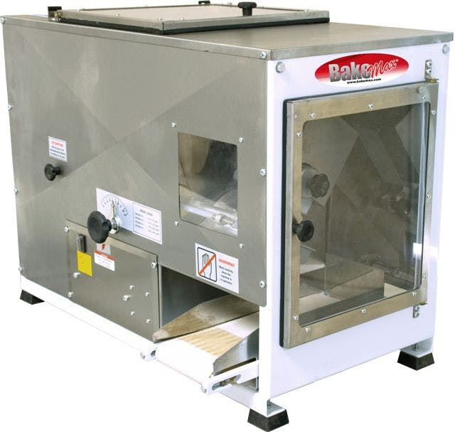 Bakemax BMCCD01 Continuous Dough Divider - sold by pizzaovens.com
