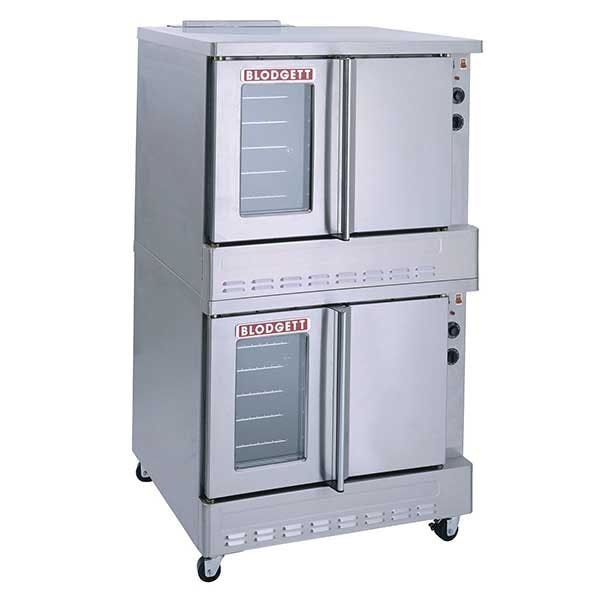 Blodgett SHO-100-G Full Size Double Deck Convection Oven Commercial oven sold by Mission Restaurant Supply