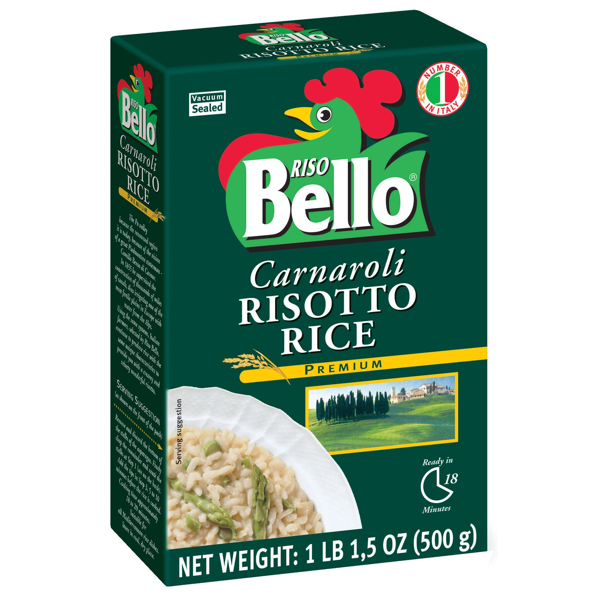 Carnaroli Risotto Rice Rice sold by M5 Corporation