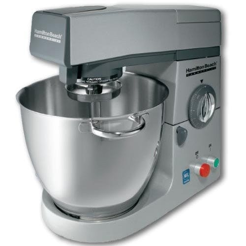 Hamilton Beach CPM700 Countertop Mixer 7 Qt. with Accessories Mixer sold by Mission Restaurant Supply